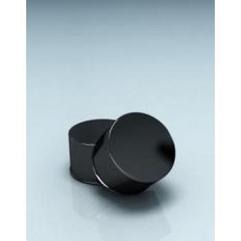 Заглушка глухая М, эмалированная 0,5мм
